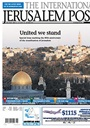 Jerusalem Post International omslag 2009 12