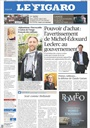 Le Figaro (daily) omslag 2016 2