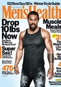 Men's Health (UK Edition) omslag 2018 1