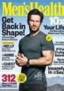 Men's Health (US Edition) omslag 2018 1