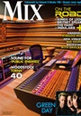 Mix Magazine/recording Industry Magazine omslag 2009 12