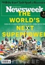 Newsweek International omslag 2020 3